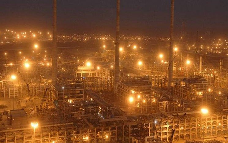 Order Refineries Project