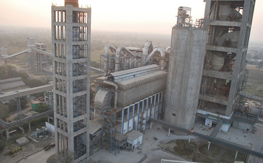 Order Cement Plants