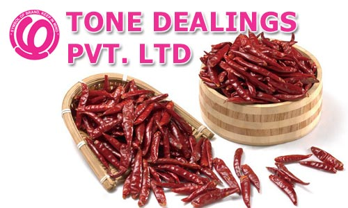 Order Red Chilli in india
