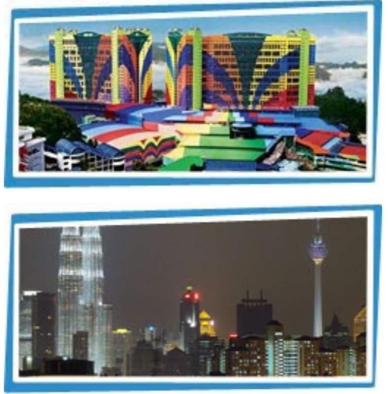 Order Malaysia Tour