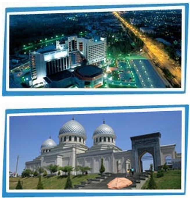 Order Tashkent Tour