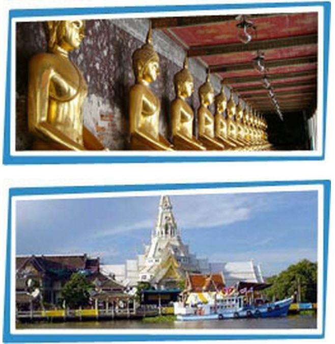 Order Thailand Tour