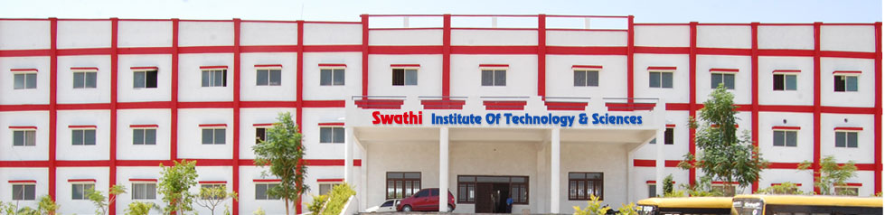 Order Swathi Institute of Technology & Sciences