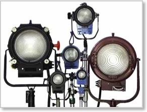 Order Grip & Lighting Equipment India & Nepal Rental Service