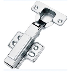 Order Hydraulic Buffering Concealed Hinge With Rubber