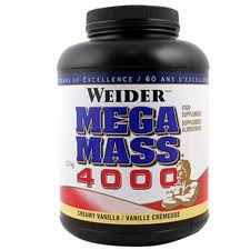 Order Buy Weider Gaint Mega Mass 4000 at a Discounted Price