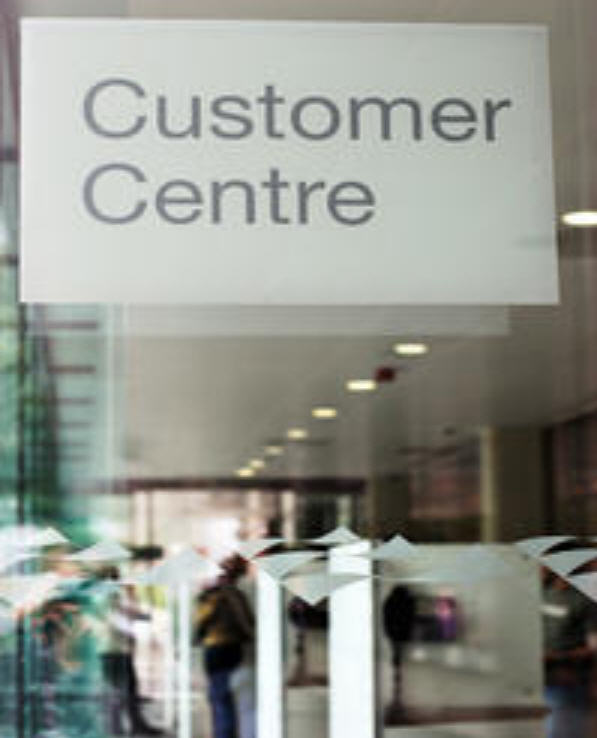 Order Customer Centre