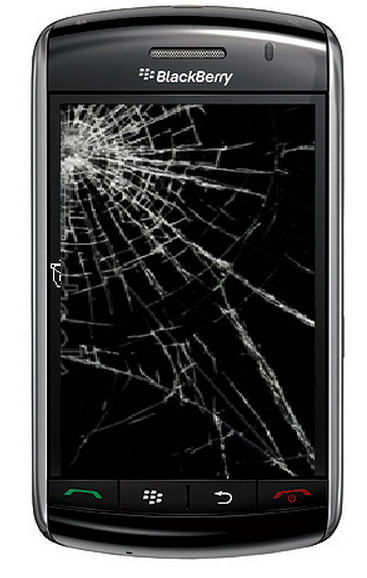 Order Blackberry Repair Services