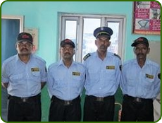 Order Armed Security Guards