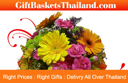 Thailand love as expressed with gifts