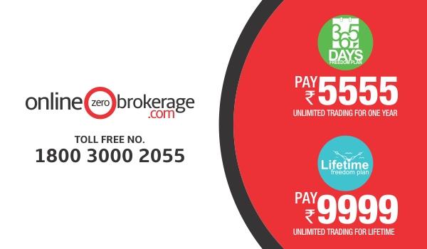 Order Zero Brokerage in India | Best Zero brokerage Plan