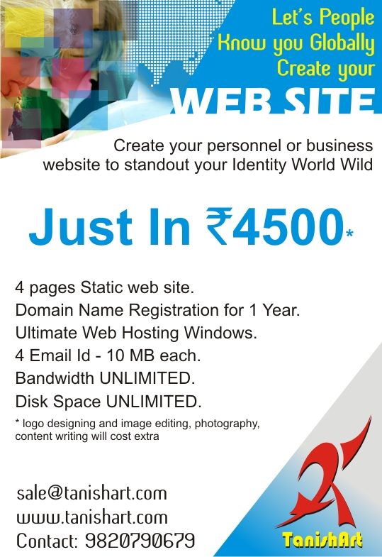 Web and Graphic Designing