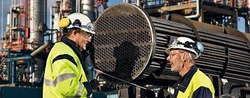 Order Construction and Maintenance of Heat Exchanger