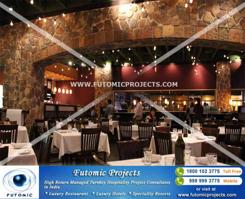 Order High Return Managed Turnkey Hospitality Project Consultants in India
