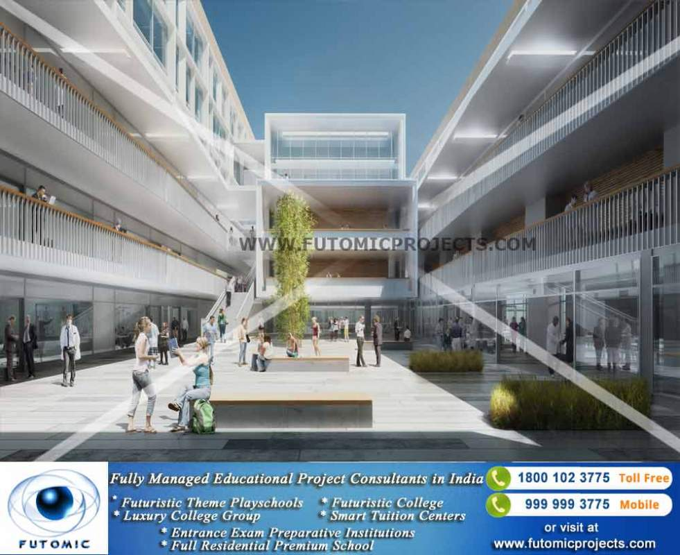 Order Fully Managed Educational Project Consultants in India