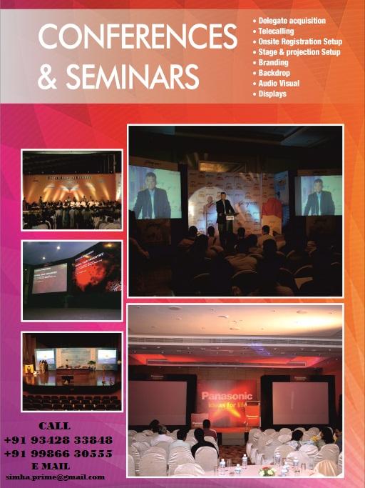 Order Prime Events & Conferences