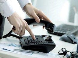 Order Telephone Service