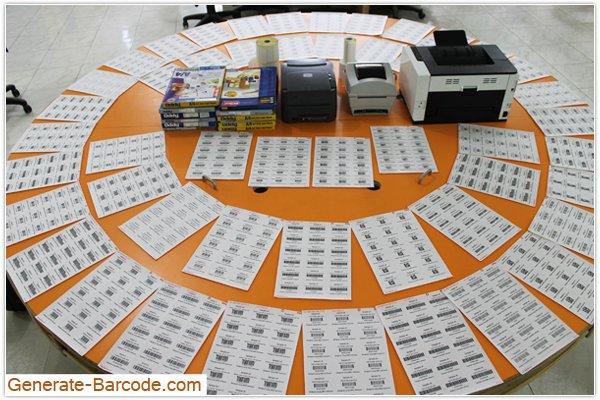 Order Product Label Maker Program