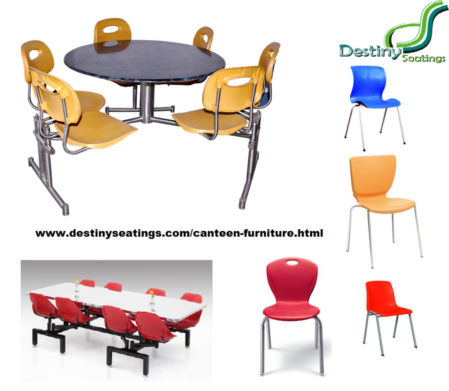 Order Manufactring and Supply of Canteen Furniture