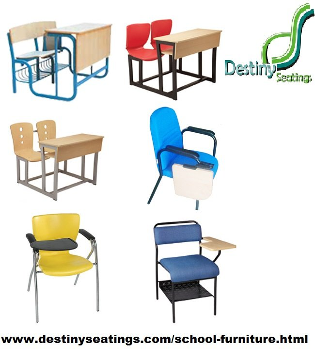 Order Manufactring and Supply Of School Furniture