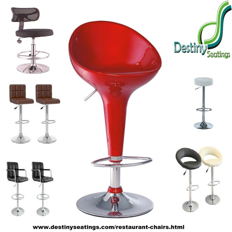 Order Manufactring and Supply of Bar Chairs