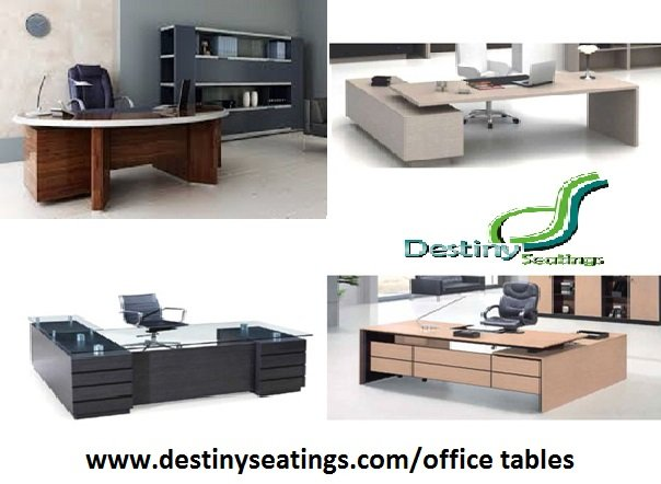 Order Manufactring and Supply of Office Tables