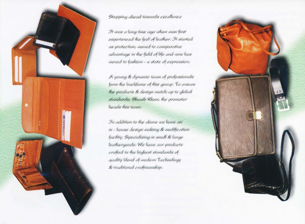 Order LEATHER AND LEATHER PRODUCTS