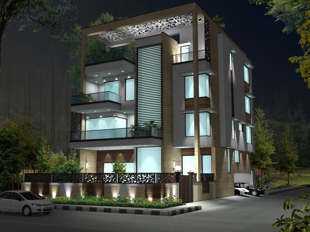 Order Residential Architecture and Interior designing