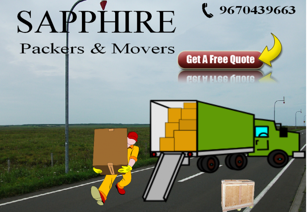 Order Sapphire Packers and Movers in Luckno