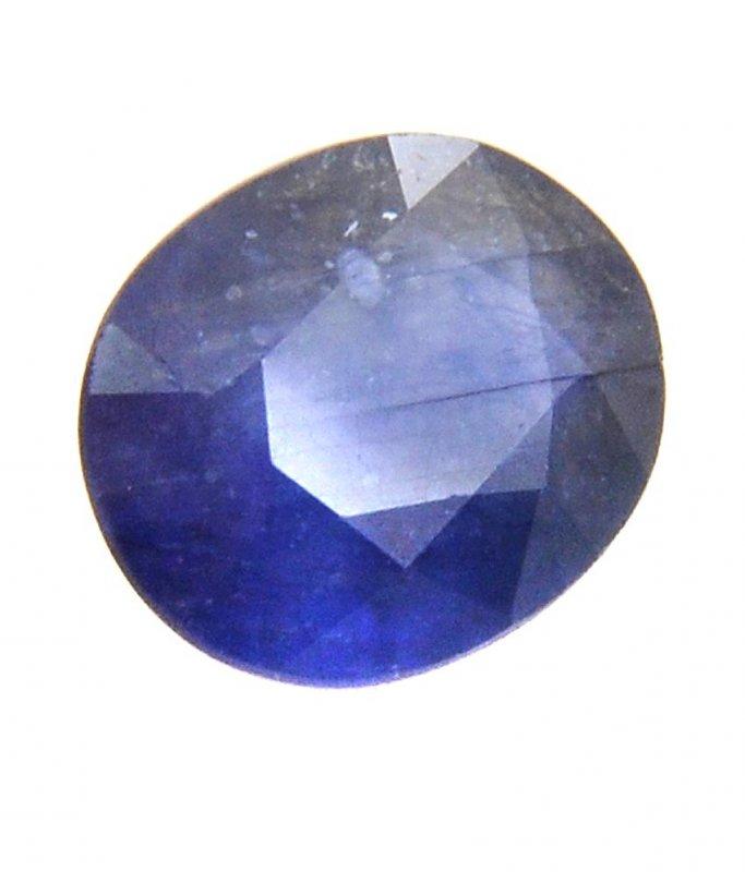Order 3.48 Cts Blue Sapphire Gemstone Neelam Ratan