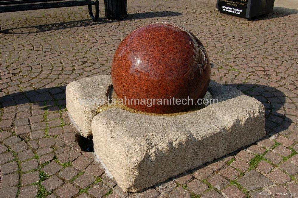 Order Ball fountain,sphere fountain,globe fountain