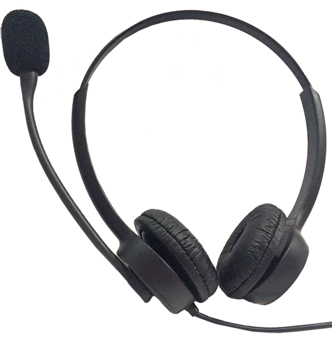Order Call center Headsets