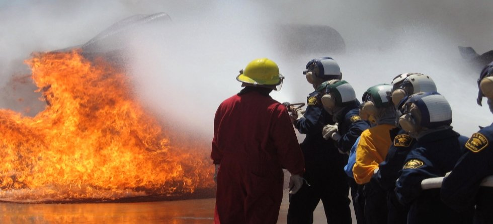 Order Fire Safety Training