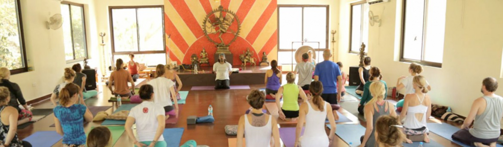 Order Yoga teacher training India