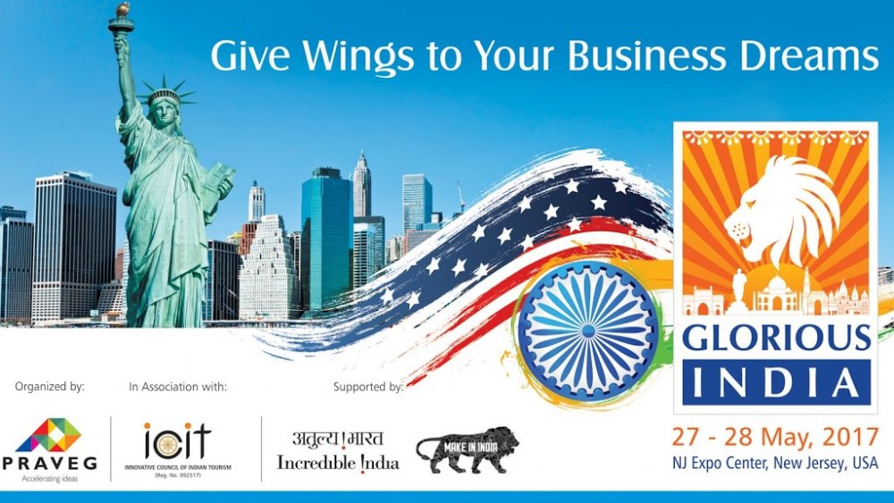 Order Glorious India - The Largest Indian Expo in USA