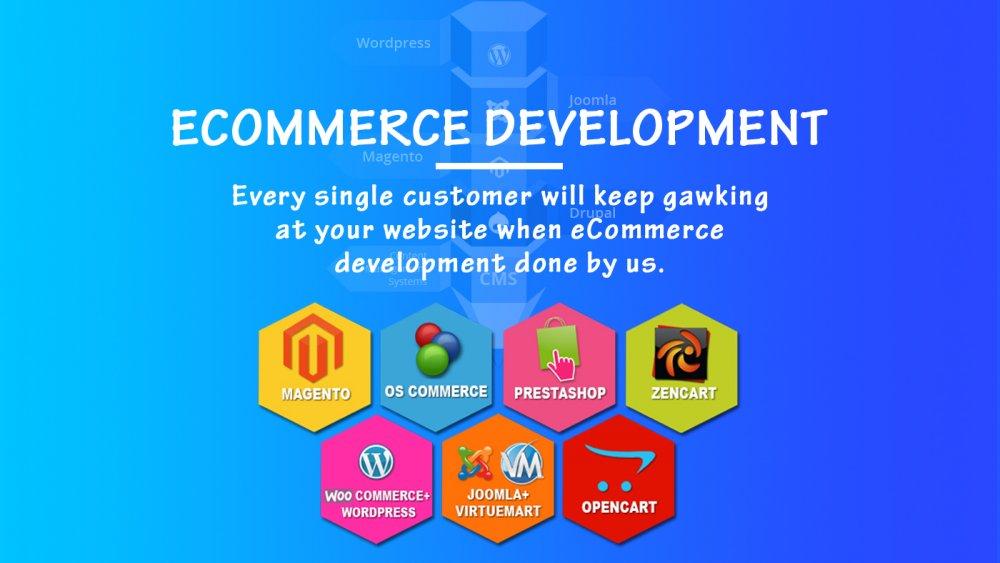 Order ECommerce development