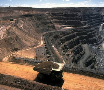 Order Industries Quarrying & Coal Mining