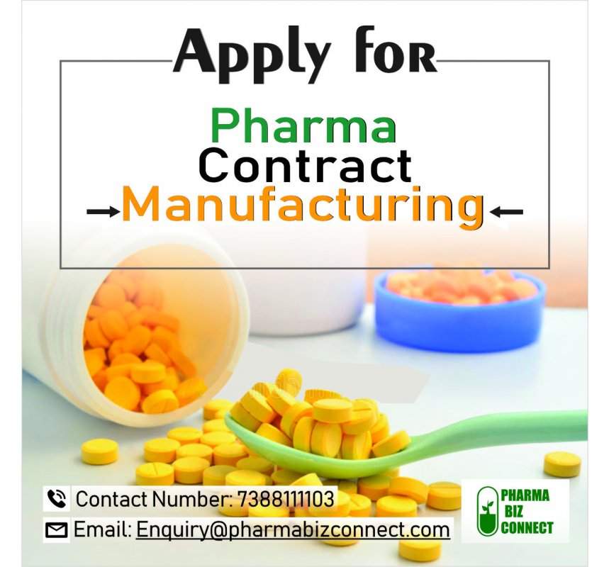 Order Pharma Contract Manufacturer