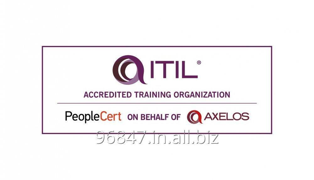 Order ITIL Certification in Jubail