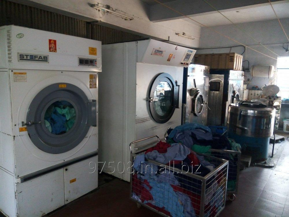 Order Laundry Service