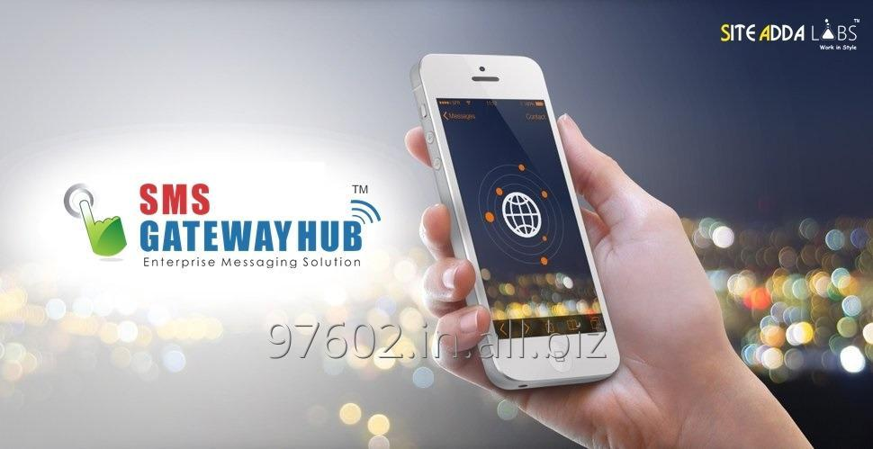 Order BULK SMS SERVICE IN ALL OVER INDIA SMS GATEWAY HUB