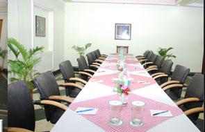 Order Conference hall in hotel
