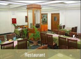 Order Restaurant in hotel
