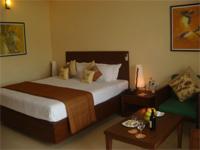 Order Hotel rooms: deluxe