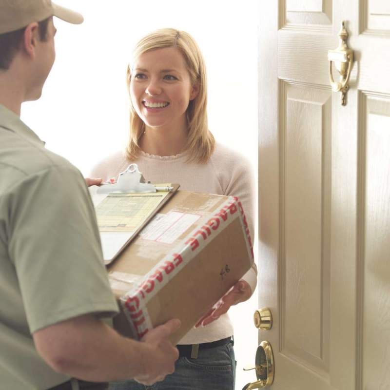 Door to Door delivery (Import/ Export) ...