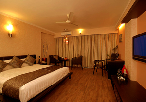 Order Hotel services - suite