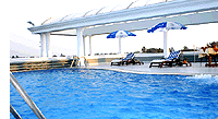 Order Swimming pool in a hotel