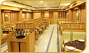 Order Restaurant in a hotel - Silver Spoon