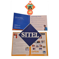Order Printed advertising material
