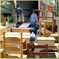 Order Household Goods Relocation Services